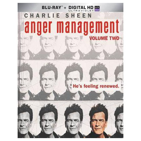Anger Management: Volume Two (Blu-ray) - image 1 of 1