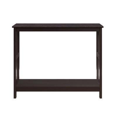 Mission Console Table - Johar Furniture