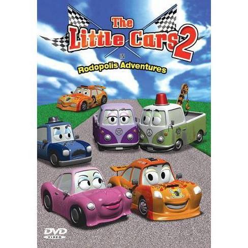 The Little Cars 2 Rodopolis Adventures Dvd Target