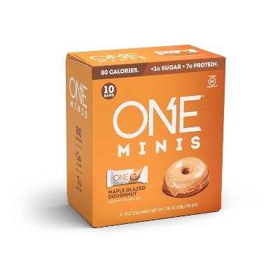 ONE Minis Protein Bar - Maple Glazed Doughnut - 10ct