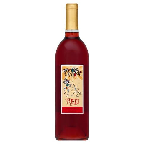 Easley Reggae Red Table Wine - 750ml Bottle - image 1 of 1