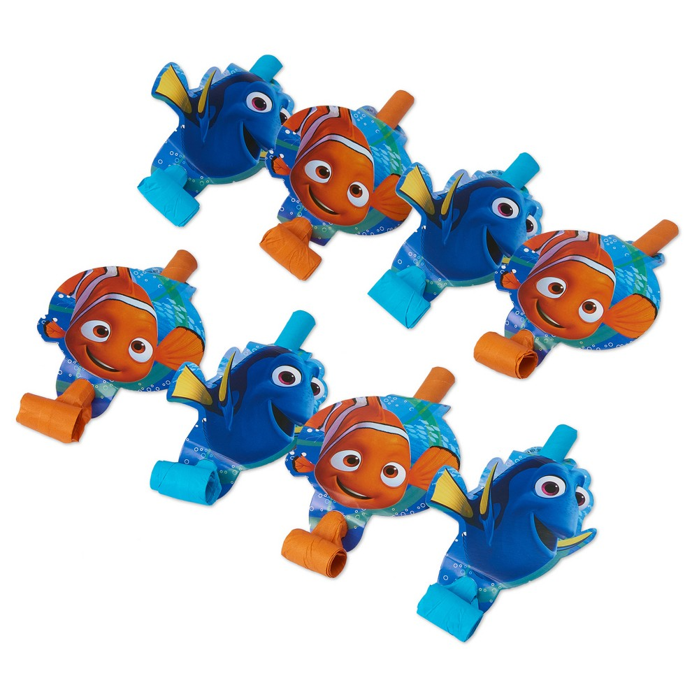 8ct Finding Dory Party Blowers