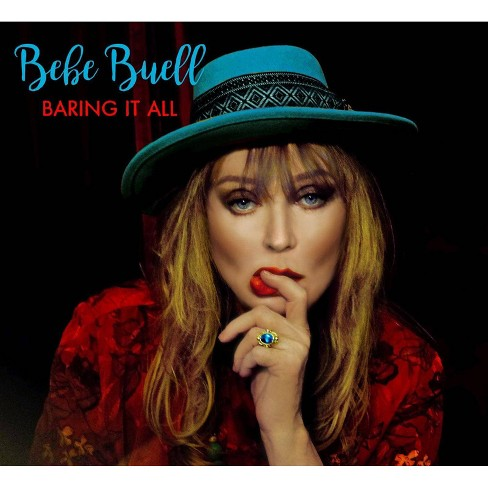 Bebe Buell - Baring It All: Greetings from Nashbury Park (CD) - image 1 of 1