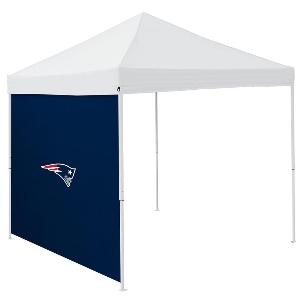 NFL New England Patriots 9x9' Canopy Side Panel