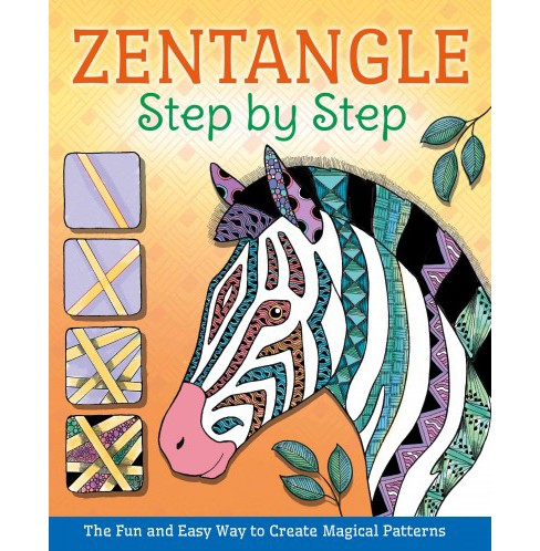 Zentangle Step by Step (Paperback) (Hannah Geddes) - image 1 of 1