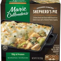 Marie Callender's Frozen Chicken & Bacon Shepherd's Pie -11.7oz
