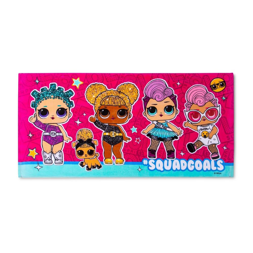 Image of L.O.L. Surprise! Bath Towel - MGA Entertainment