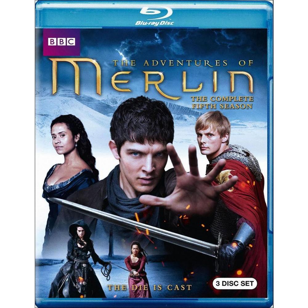 Merlin:Complete Fifth Season (Blu-ray)