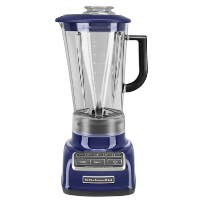KitchenAid Refurbished 670W Diamond Blender Cobalt Blue - RKSB1570BU