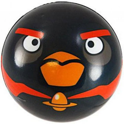 Angry Birds Space Firebomb Bird 2-Inch Foam Ball - image 1 of 1