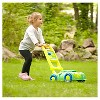 Melissa & Doug Sunny Patch Snappy Turtle Lawn Mower - Pretend Play Toy for Kids - image 3 of 3