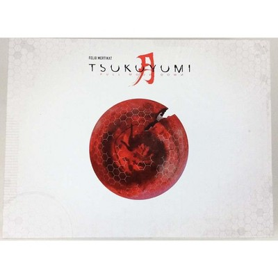 Tsukuyumi - Full Moon Down Board Game