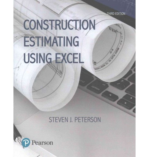 Construction Estimating Using Excel (Paperback) (Steven J. Peterson) - image 1 of 1