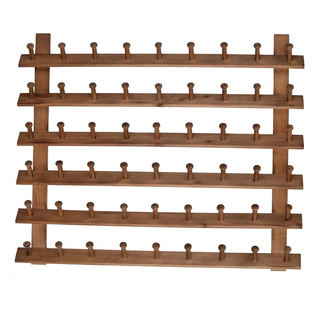 Wood Hanger Rack - A&b Home
