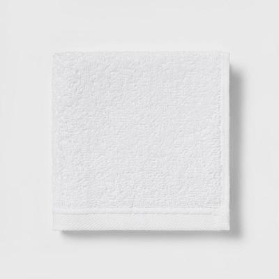 18pk Everyday Washcloth Bundle White - Room Essentials™