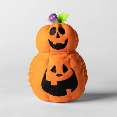 Animated Plush Pumpkin Halloween Decorative Prop - Hyde & EEK! Boutique™