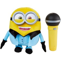 Minions 2: The Rise of Gru Duet Buddy Singing Bob Figure