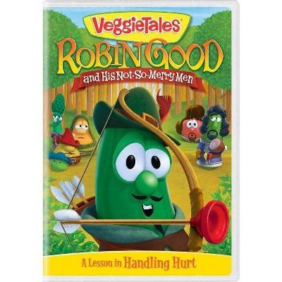 Veggie Tales: Robin Good & His Not So Merry Men (DVD)(2019)
