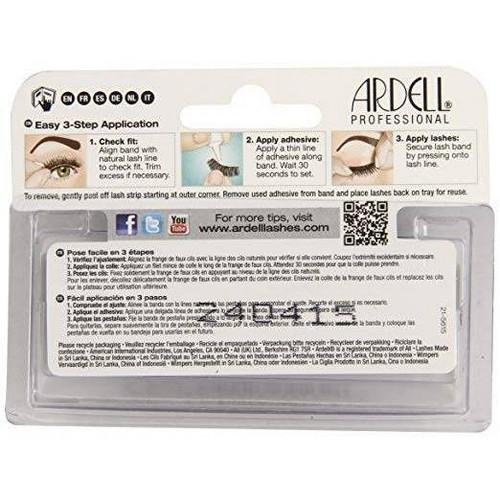 Ardell Eyelash 110 Black - 1ct