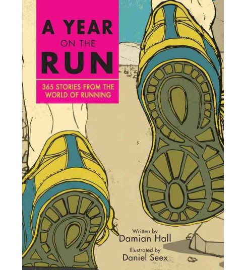 Year on the Run (Hardcover) (Damian Hall) - image 1 of 1