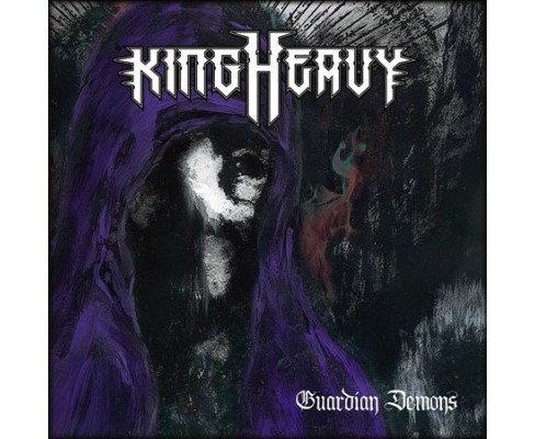 King Heavy - Guardian Demons (CD) - image 1 of 1