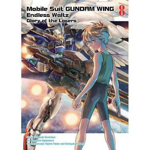 Mobile Suit Gundam Wing, 8 - by  Katsuyuki Sumizawa (Paperback) - image 1 of 1