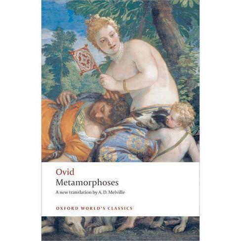 Metamorphoses - (Oxford World's Classics (Paperback)) (Paperback) - image 1 of 1