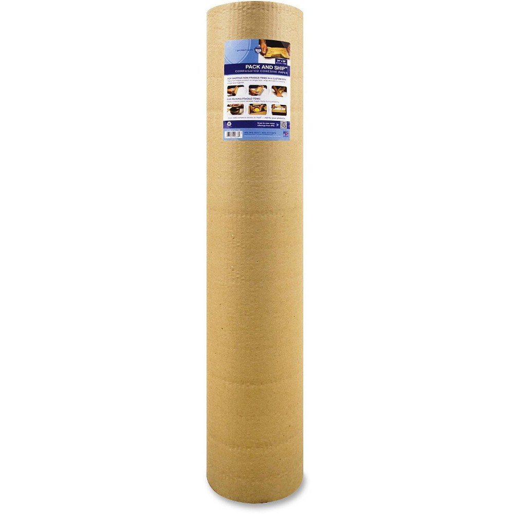 Image of Sparco 500ct Cohesive Corrugated Wrap