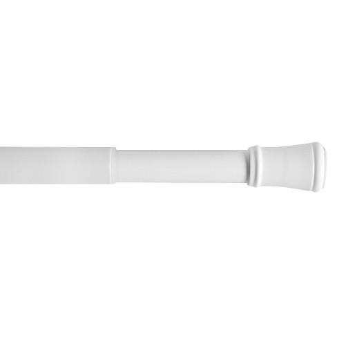 "72"" shower tension rod white room essentials™: target."