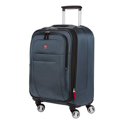 """SWISSGEAR 20"""" Zurich Carry On Suitcase - Blue"""