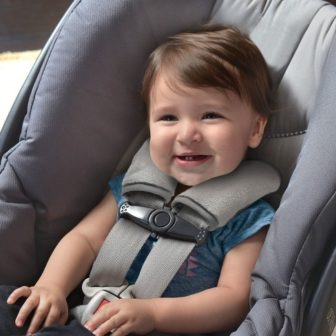 Go By Goldbug Reversible Car Seat Strap Cover