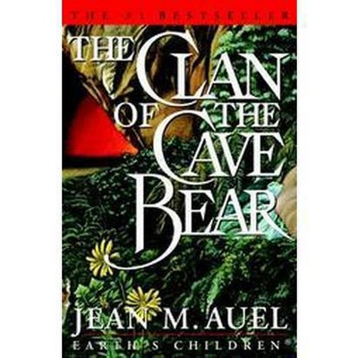 The Clan of the Cave Bear - (Earth's Children) by  Jean M Auel (Hardcover)