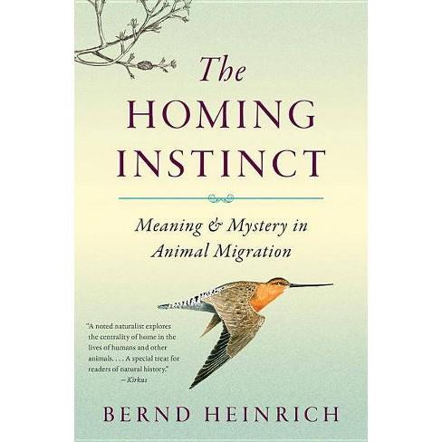 The Homing Instinct - by  Bernd Heinrich (Paperback) - image 1 of 1
