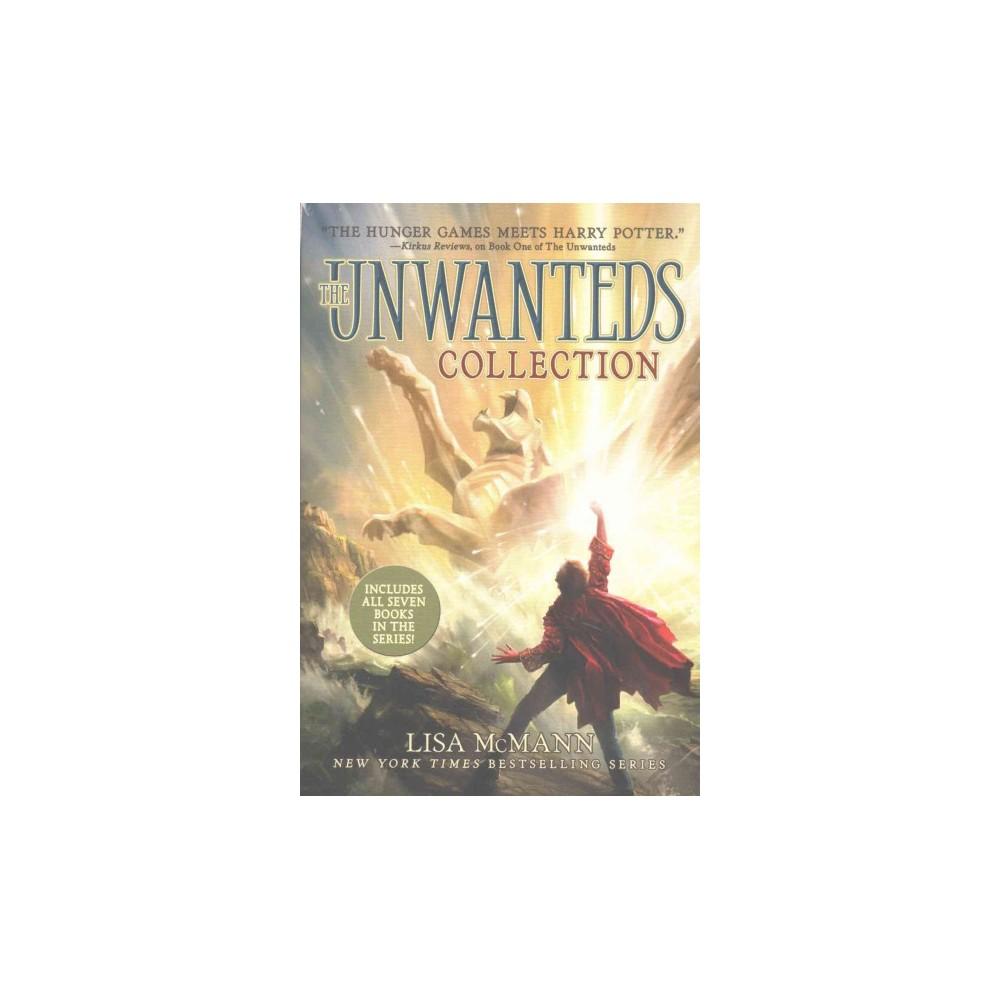 Unwanteds Collection : The Unwanteds / Island of Silence / Island of Fire / Island of Legends / Island