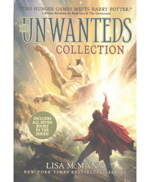 Unwanteds Collection : The Unwanteds / Island of Silence / Island of Fire / Island of Legends / Island - image 1 of 1