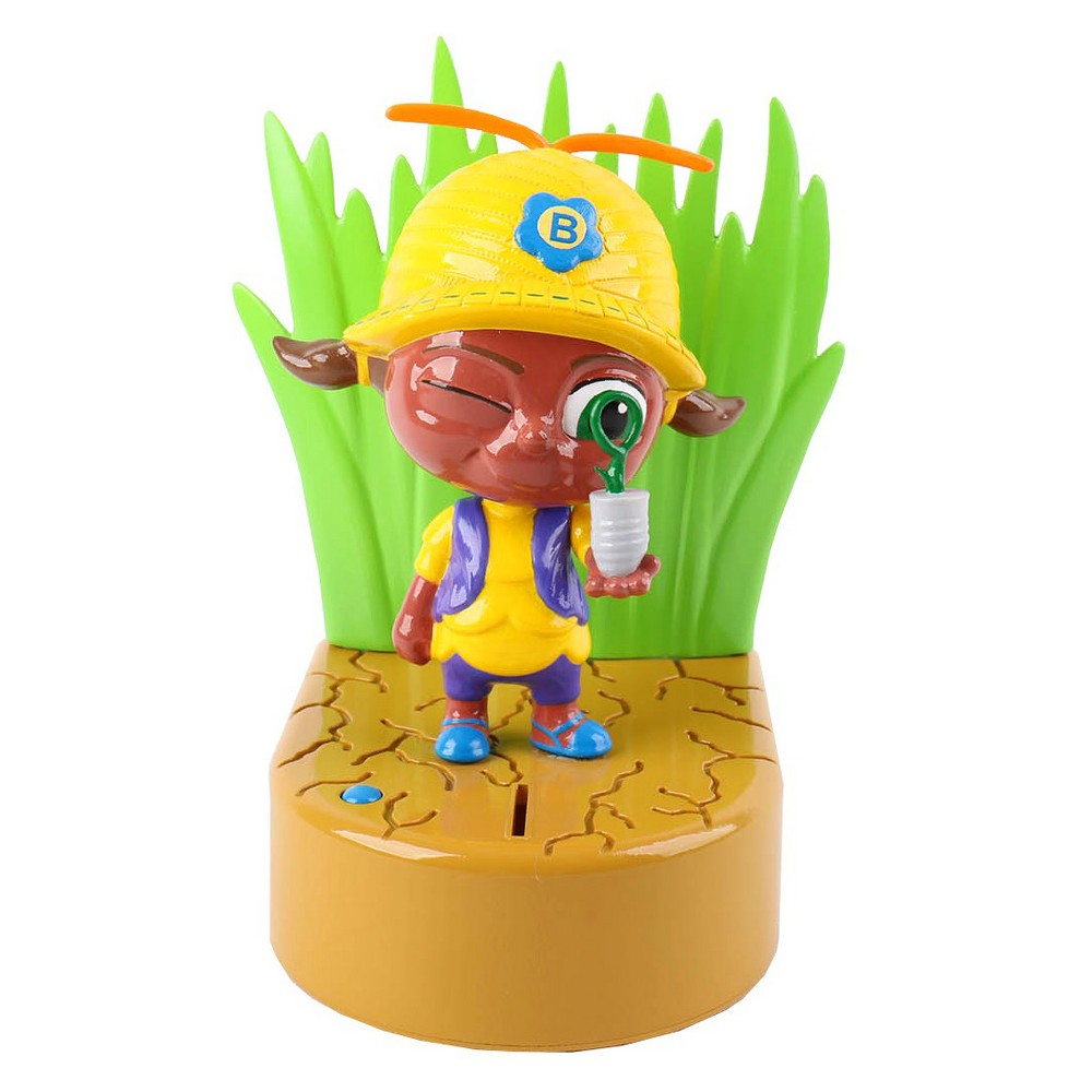 Image of Beat Bugs Buzz Singing Decorative Coin Bank, Multi-Colored