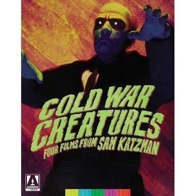 Cold War Creatures: Four Films from Sam Katzman (Blu-ray)(2021)