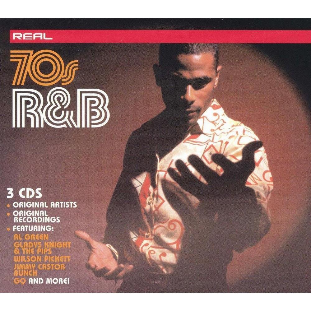 Various - Real r&b:70s (CD)