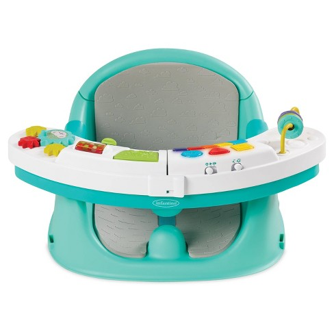 Infantino Music & Lights 3-in-1 Discovery Seat & Booster - image 1 of 4