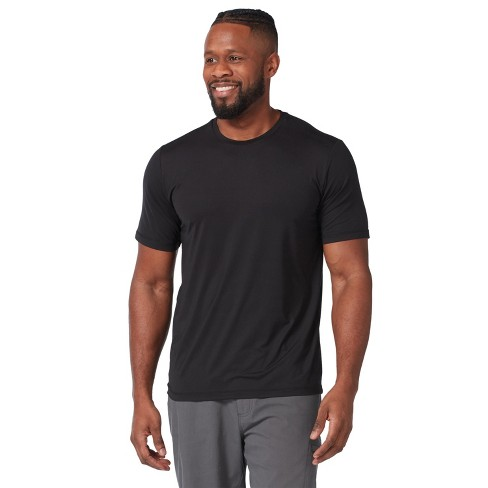 Men's Free Country Microtech Chill Cooling Crew Tee - image 1 of 2