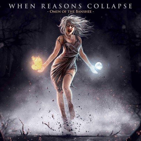 When Reasons Collapse - Omen of the Banshee (CD) - image 1 of 1