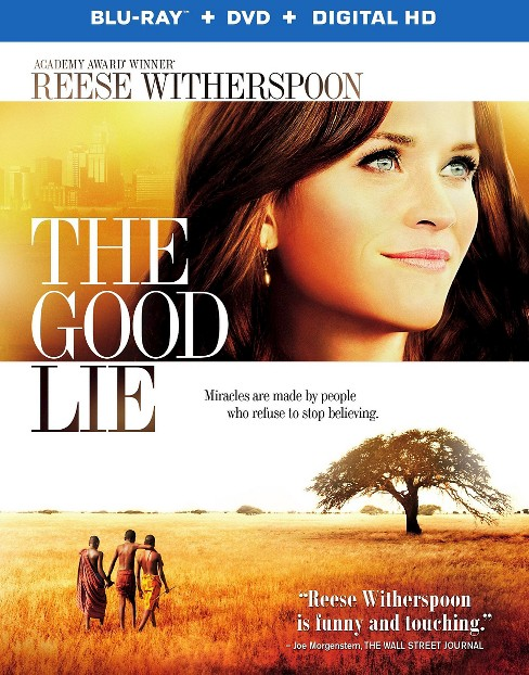 The Good Lie (2 Discs) (Includes Digital Copy) (UltraViolet) (Blu-ray/DVD) - image 1 of 1