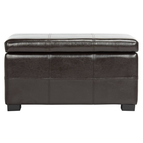 Madison Small Storage Bench - Safavieh - image 1 of 9