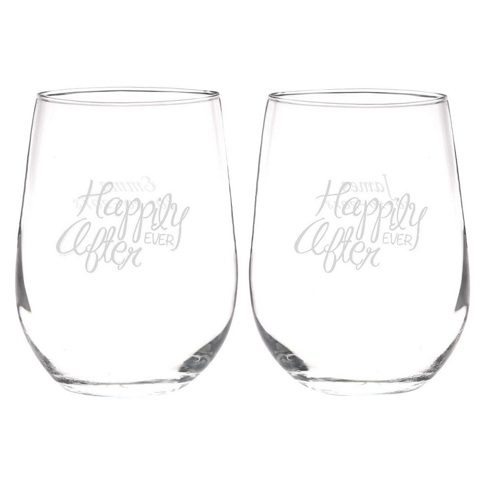 Image of Drinkware Set Hortense B. Hewitt Small Goblet Clear