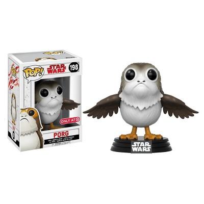 Funko POP! Star Wars: The Last Jedi - Porg (Open Wings) Mini Figure