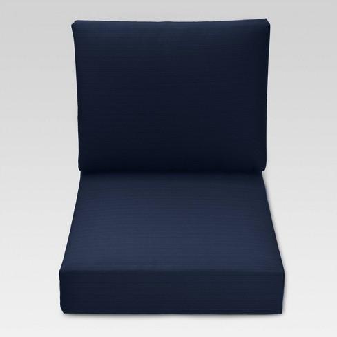 Heatherstone 2pc Outdoor Cushion Set - Threshold™ - image 1 of 5