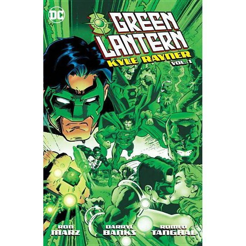 Green Lantern: Kyle Rayner Vol. 1 - by  Ron Marz (Paperback) - image 1 of 1
