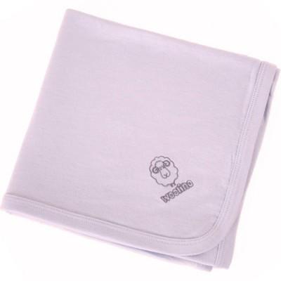 Woolino Merino Wool Swaddle Blanket - Lilac