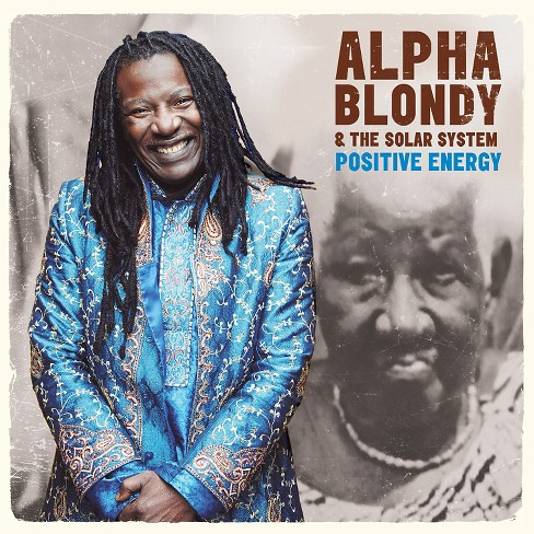 Alpha blondy - Positive energy (CD) - image 1 of 1