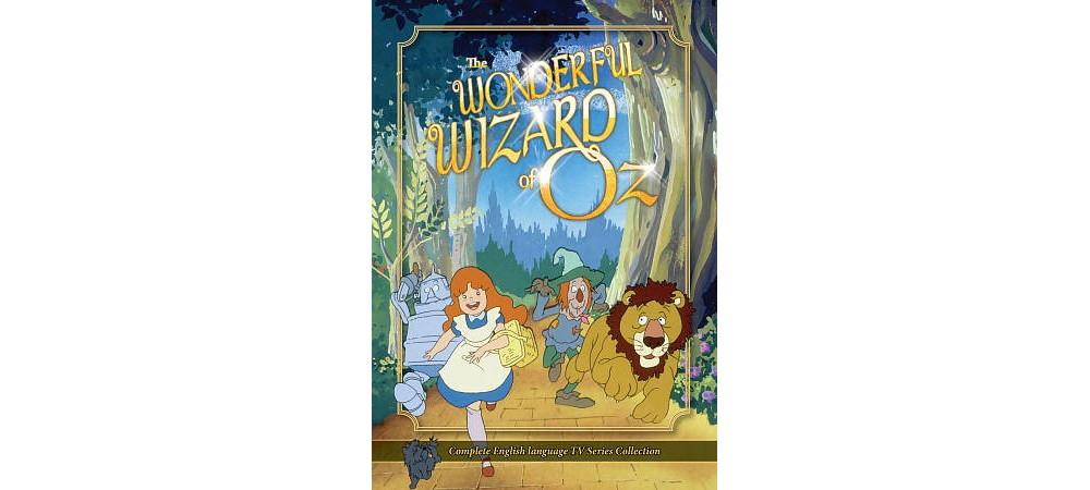 Wonderful Wizard Of Oz (Dvd)